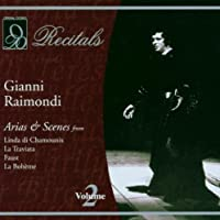 Recitals 2 by GIANNI RAIMONDI (2000-10-17)