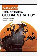 Cases about Redefining Global Strategy Hardcover