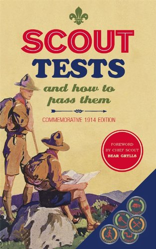 Scout Tests and How to Pass Them (Scout Association) (English Edition)