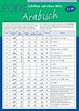 PONS Schriften auf eine Blick: Arabisch - Abdirashid A. Mohamud