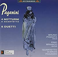 Paganini: String Quartets and Duets (1996-05-21)