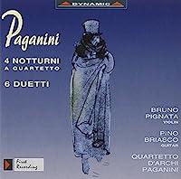 Paganini: String Quartets and Duets (1996-05-21)