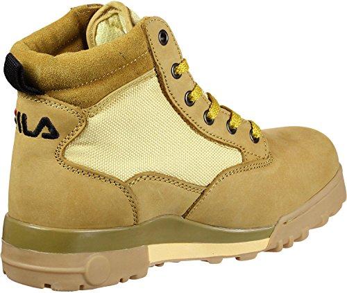 Fila Weiblich Grunge Mid Women Boots, Chipmunk (1010160.edu), 40 EU