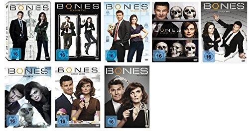 Bones - Season  1-8