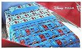 Russo Tessuti Copriletto Trapuntato Trapuntino Letto Singolo 1 Piazza Disney Cars 95