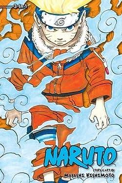 Naruto: 3-in-1 Edition, Vol. 1 (Uzumaki Naruto / The Worst Client / Dreams)