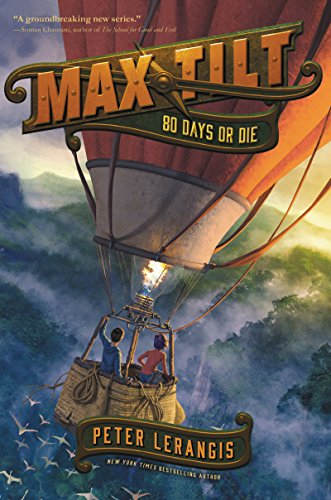 Max Tilt: 80 Days or Die (English Edition)