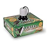 Fluker's Repta-Clamp Lamp, 5.5-Inch Ceramic with Dimmable Switch