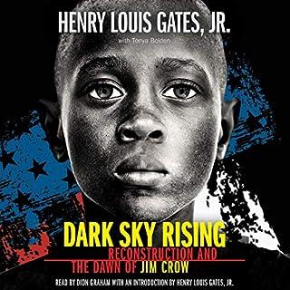 Dark Sky Rising audiobook cover art