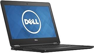 Dell Latitude E7270 FHD UltraBook Business Laptop NoteBook (Intel Core i7-6600U, 16GB Ram, 256GB Solid State SSD, HDMI, Camera, WIFI, SC Card Reader) Win 10 Pro (Renewed)