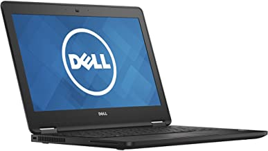 Dell Latitude E7270 UltraBook Screen Business Laptop (Intel Core i5-6300U, 8GB Ram, 256GB Solid State SSD, HDMI, Camera, W...