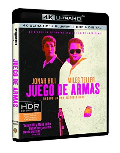 Juego De Armas 4k Uhd [Blu-ray]