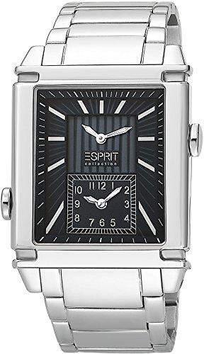 Esprit Collection Herren-Armbanduhr Pallas Analog Quarz Edelstahl EL101361F04
