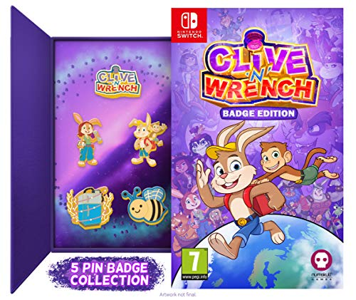 Clive n Wrench con Set de