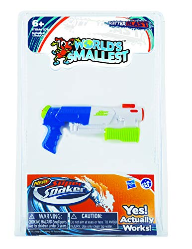 Worlds Smallest Super Soaker, Multi (576)