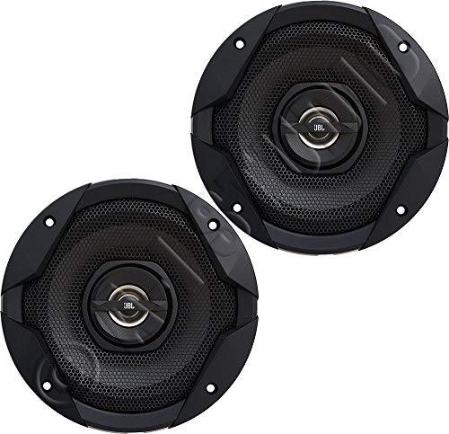 """JBL GT7-6 6.5"""" 2-Way GT7-Series Coaxial Car Audio Speakers-Set of 2 (Renewed)"""