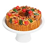Milliard Deluxe Fruitcake 2 LB. Gourmet Food Gifts, Christmas Gifts, Holiday Gifts, Thanksgiving, Birthday for Men and Women, Corporate Gifts