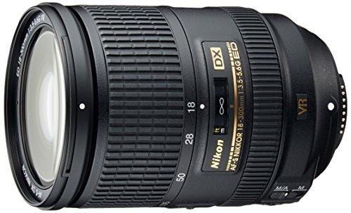 Nikon Af-s Dx Nikkor 18-300mm F/3.5-5.6g Ed Vr...
