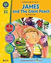 James and the Giant Peach LITERATURE KIT 1st edition by Marie-Helen Goyetche (2007) Perfect Paperback