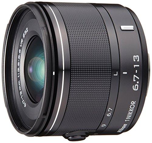 Nikon 広角ズームレンズ 1 NIKKOR VR 6.7-13mm f 3.5-5.6 ブラック ニコンCXフォーマット専用