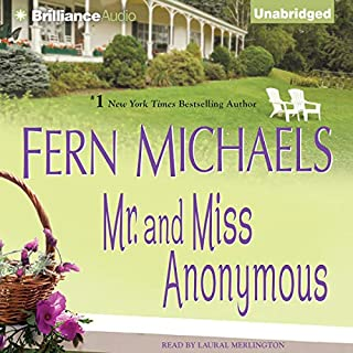 Mr. and Miss Anonymous audiobook cover art