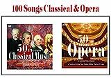 100 Songs Classical & Opera, Classical Music, Piano Music, Opera Music, Opera Pieces, Aria...