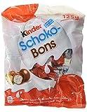 Kinder Schoko-Bons Bombones de Chocolate - 8 Paquete de 125 gr -...