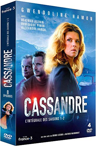 Cassandre - L'intégrale des saisons 1-2 [Francia] [DVD]
