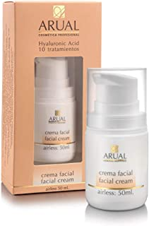 Arual Hyaluronic Acid Crema Facial - 50 ml