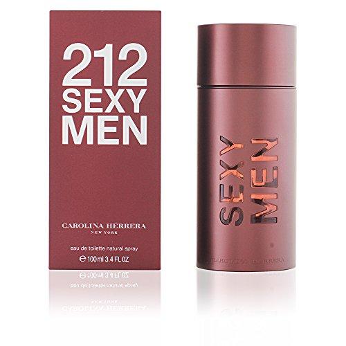 212 SEXY MEN EAU DE TOILETTE vapo 100 ml ORIGINAL
