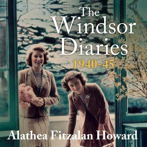 The Windsor Diaries cover art
