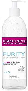 Purity Gel Antibacterial frasco 1Lt