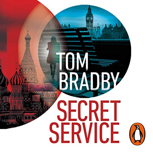 Secret Service audiobook cover art