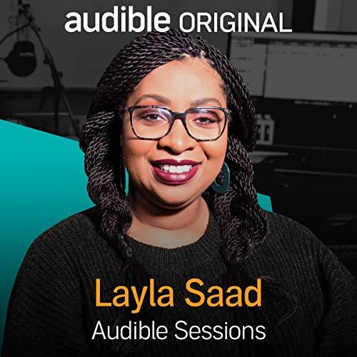 Layla Saad audiobook cover art