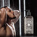 Beard Conditioner w/Argan & Jojoba Oils - Softens & Strengthens - Natural Peppermint and Eucalyptus Scent- Beard… 6