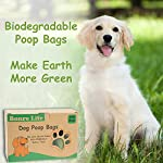 Bonre Life-Dog Poop Bags-540 BioBags,Super Strong,Extra Thick,Leak Proof Dog Waste Bags Made from Corn Starch,Biodegradable Dog Poo Bags 11