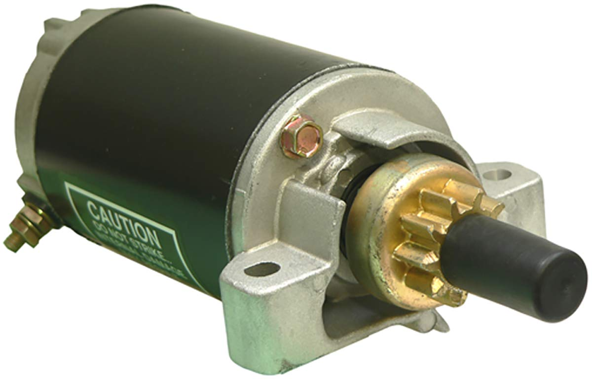 New DB Electrical SAB0031 Starter Compatible With/Replacement For Mariner 30EHO 1995-2000, 30ELHO 1995-2000, 30ELO 1994-2000, 30ELPTO 1995-1998 MOT3012, 690-037, 50-822462, 50-822462-1, 5726N