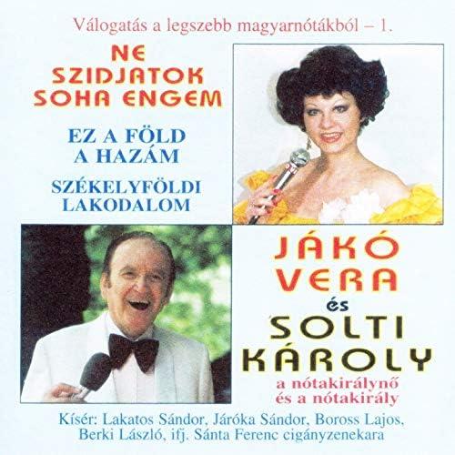 Jákó Vera, Solti Károly