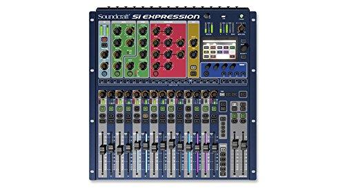Soundcraft Si Expression 1 Digital 16-Channel Live Audio Mixer Console