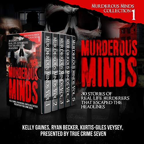Murderous Minds  By  cover art