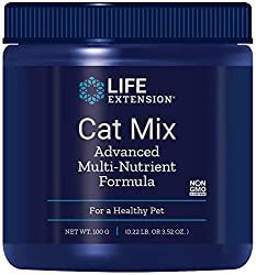 Cat mix 100 Gram Pack of 3