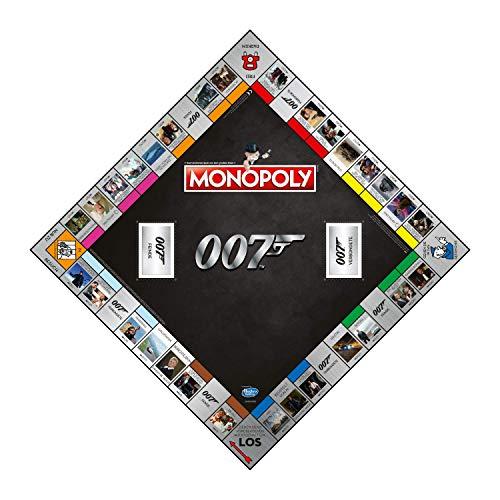 Winning Moves- Monopoly James Bond, WM00354-FRE-6
