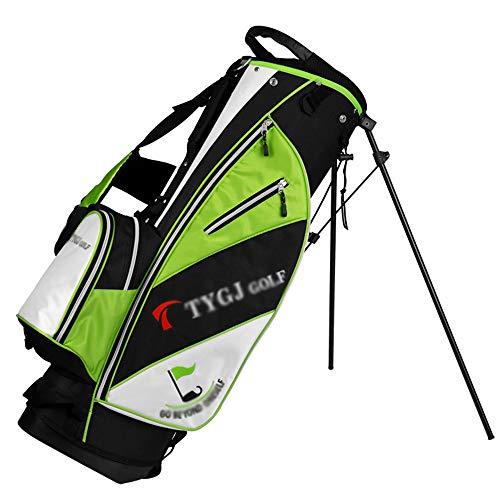Leichte wasserdichte Golf-Rack-Tasche, Tragbare Standard-Golftasche Für Männer Und Frauen, Stabile Stehtasche Für Golfschläger, In Der Komplette Golf-Sets Aufbewahrt Werden Können