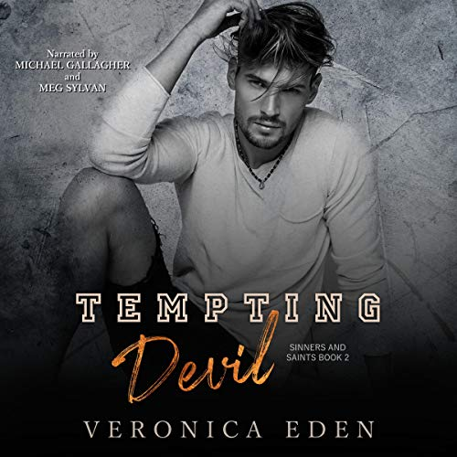 Tempting Devil Audiobook By Veronica Eden cover art