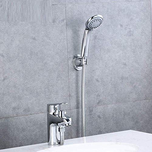CESULIS Grifo Regadera Latas de Agua Pulverizadores lavabo grifo baño accesorio aleación grifos con mano ducha cabeza inodoro fregadero agua grifo mezclador