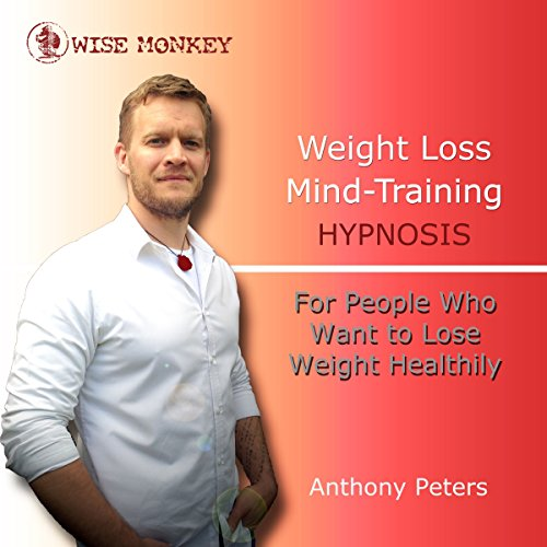 Weight Loss Mind Training Hypnosis audiobook cover art