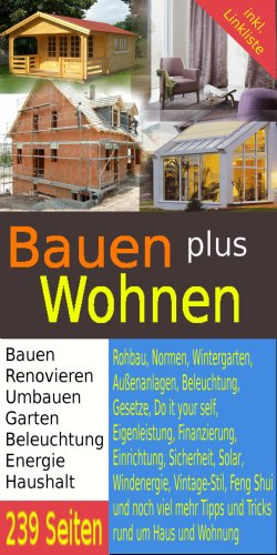 Bauen plus Wohnen: Ihr Ratgeber für Fragen rund ums Haus