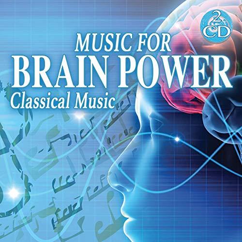 Brain Power, Musique Classique pour l'étude et la concentration [2CD]