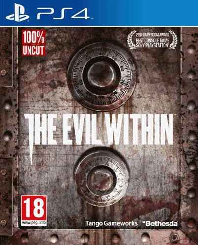 Evil Within Ps-4 at Steelbook