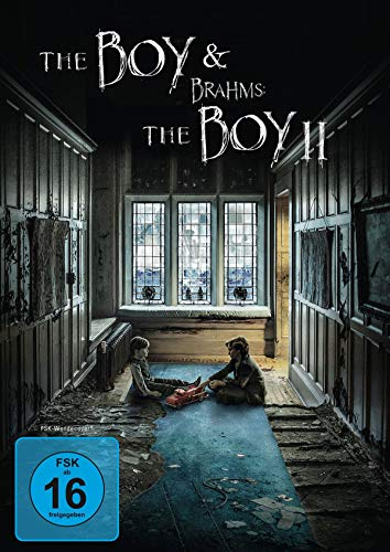 The Boy & Brahms: The Boy II [2 DVDs]